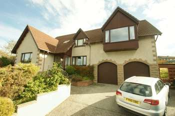 4 Bedrooms Detached House for sale in Muldearie View, Keith Moray