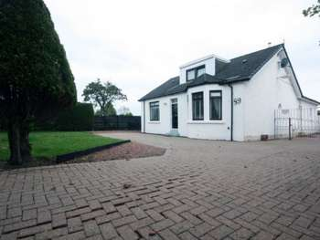 3 Bedrooms Detached Villa House for sale in Old Manse Road, Wishaw, Lanarkshire, ML2 0EW