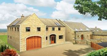 4 Bedrooms Land Commercial for sale in Haigh Head Road, Hoylandswaine, SHEFFIELD, South Yorkshire