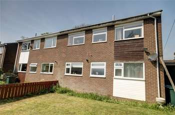 2 Bedrooms Flat for sale in Meldon Avenue, Sherburn Village, Durham, DH6