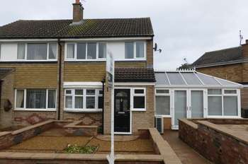3 Bedrooms Semi Detached House for sale in Chantry Road, Romanby, Northallerton
