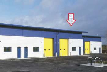 Commercial Property for sale in INVESTMENT OPPORTUNITY...The Fairground, Andover ** PRICE REDUCTION ** over 3000 sq ft Industrial Unit