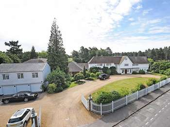 8 Bedrooms Detached House for sale in Ridgemount Road, Ascot