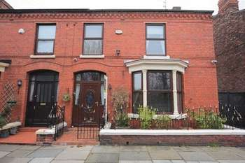 5 Bedrooms Terraced House for sale in Hartington Road, Garston, Liverpool, L19