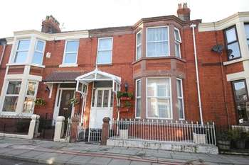 4 Bedrooms Terraced House for sale in Ashbourne Road, Aigburth, Liverpool, L17