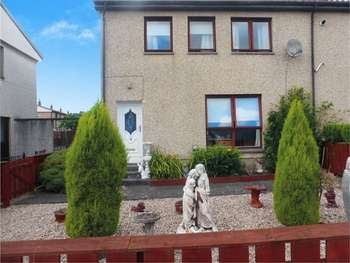 3 Bedrooms Semi Detached House for sale in Lochies Road, Clackmannan