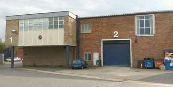 Commercial Property for sale in Unit 1 and 2, Kelvin Industrial Estate, Long Drive, Greenford, UB6 8WA, 18,000 sq ft (1,672 sq m