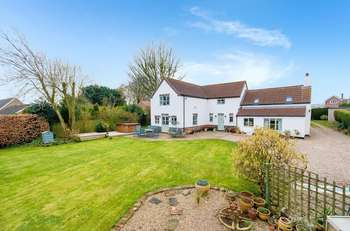 4 Bedrooms Detached House for sale in Main Road, Belchford