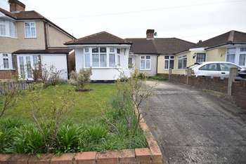 3 Bedrooms Semi Detached Bungalow for sale in Cray Road, Belvedere