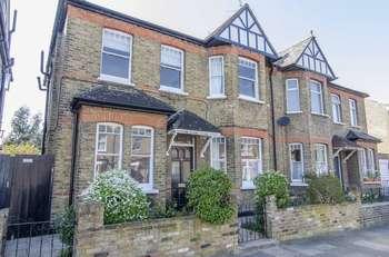 4 Bedrooms Semi Detached House for sale in Kingsley Avenue, London, W13