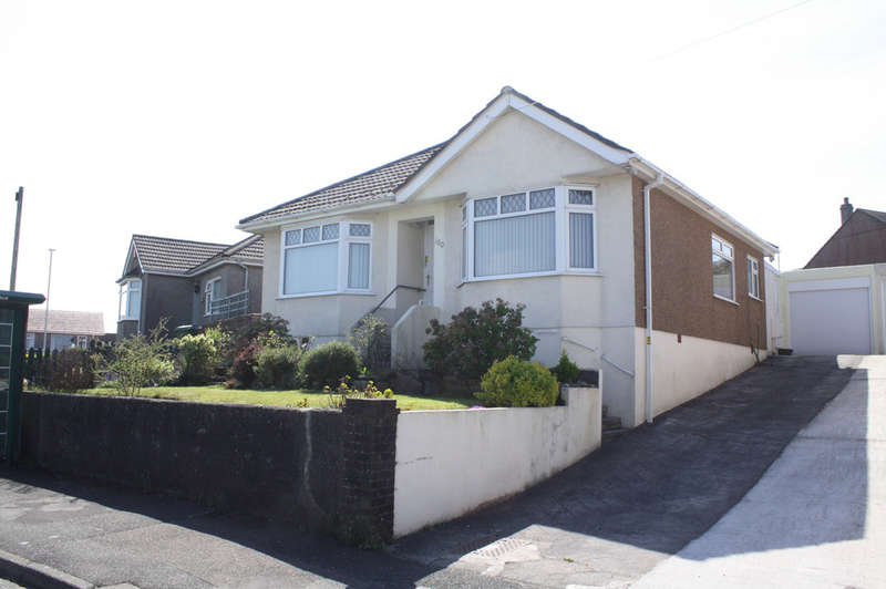 2 Bedrooms Detached Bungalow for sale in Stanborough Road, Plymstock.