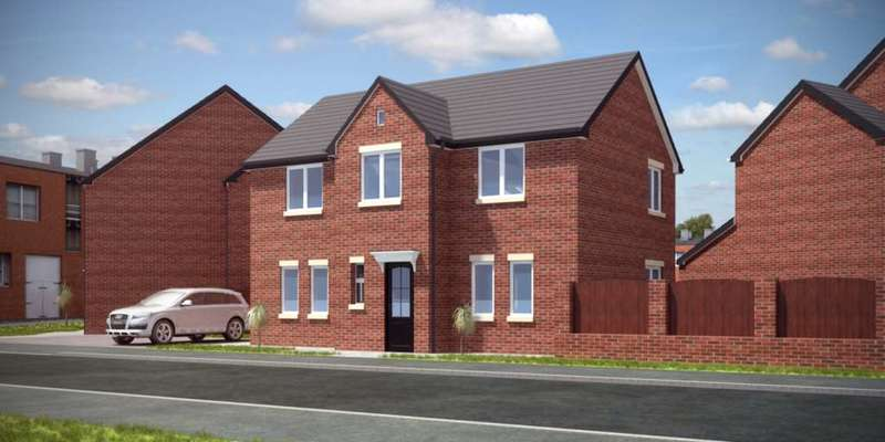4 Bedrooms Detached House for sale in Charleston Street, Oldham