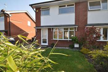 3 Bedrooms Semi Detached House for sale in Grenville Close, Haslington