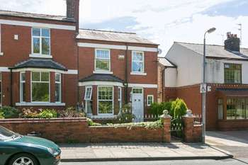 3 Bedrooms Semi Detached House for sale in Walter Scott Avenue, Whitley, WN1 2RH