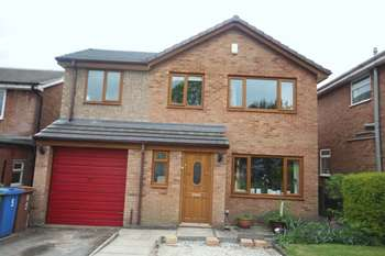4 Bedrooms Detached House for sale in BITTERN CLOSE, Bamford, Rochdale OL11 5QX