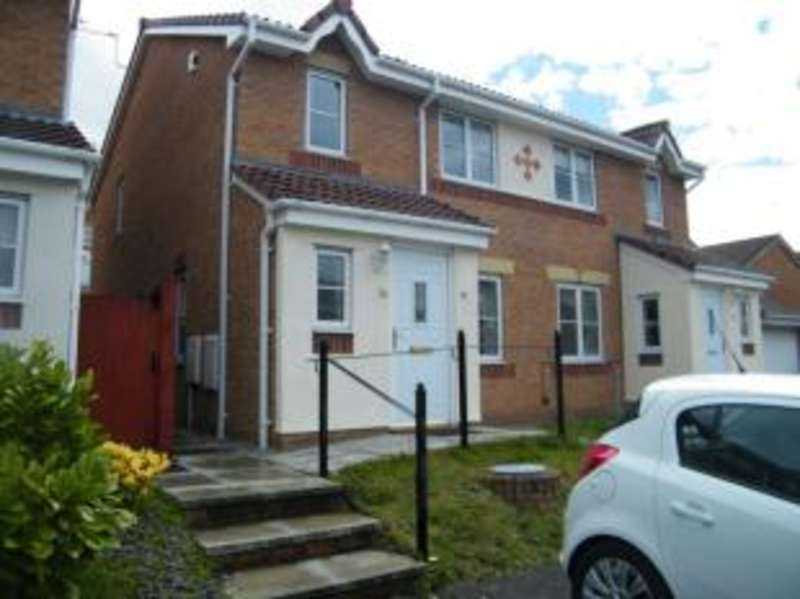 4 Bedrooms Semi Detached House for sale in Burnside Way, Winnington, Northwich, Cheshire
