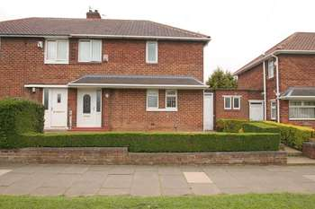 2 Bedrooms Semi Detached House for sale in Crossfell Road, Berwick Hills
