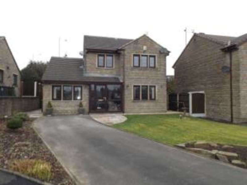 4 Bedrooms Detached House for sale in Hindley Court, Barrowford, Nelson, Lancashire