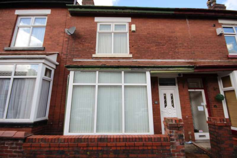 3 Bedrooms Terraced House for sale in Merlin Grove, Bolton