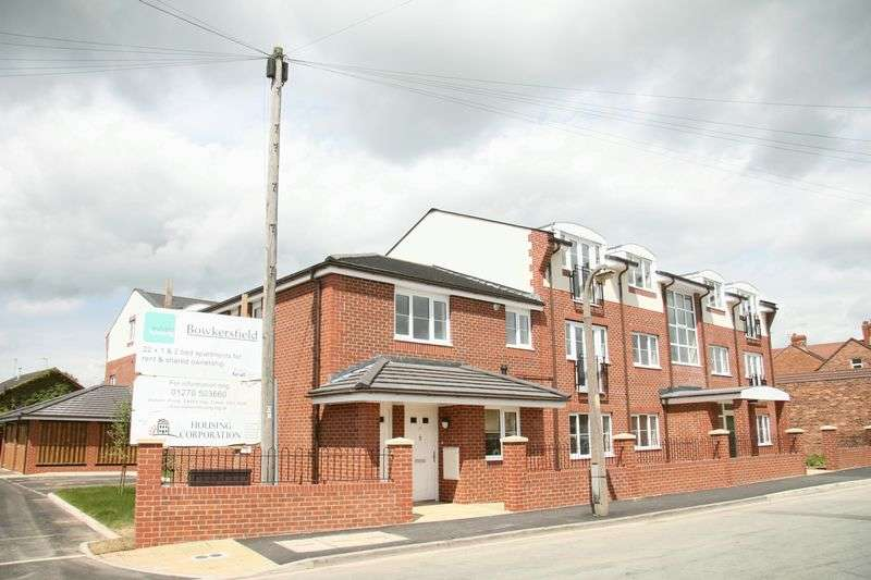 2 Bedrooms Flat for sale in Davenport Avenue, Nantwich