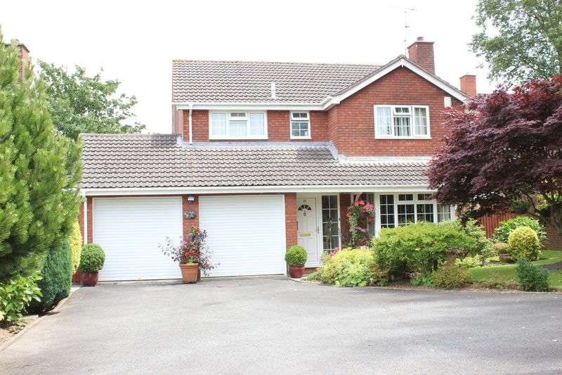 4 Bedrooms Detached House for sale in Romilly Gardens, Saltram Estate, Plympton