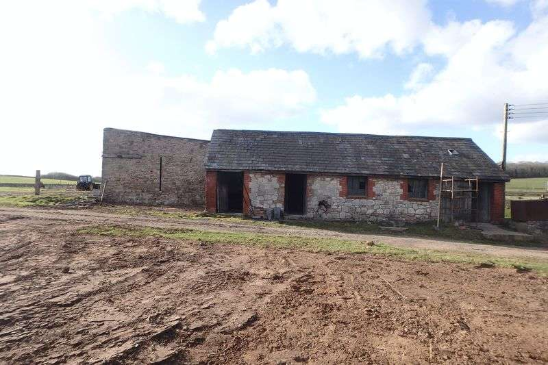 Property for sale in Barns adjoining Old Court Farm, Rogiet