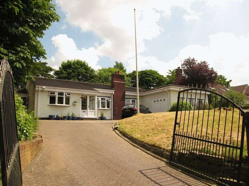 3 Bedrooms Detached Bungalow for sale in Stannycliffe Lane, Middleton, Manchester M24 2QL