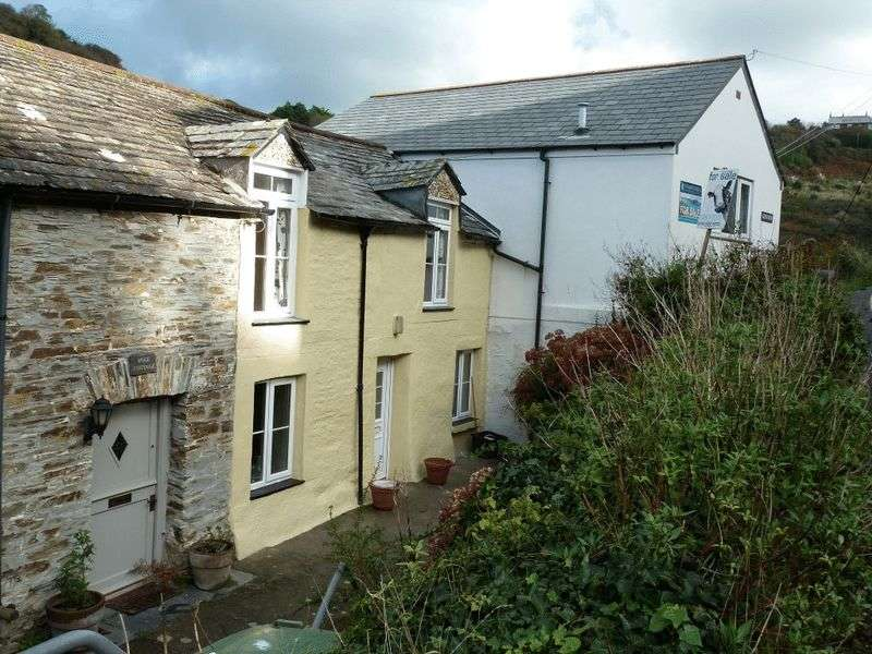 4 Bedrooms Cottage House for sale in Trebarwith Strand, Tintagel