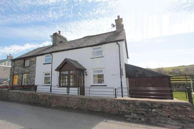 3 Bedrooms Semi Detached House for sale in Pentrefoelas, Betws-Y-Coed