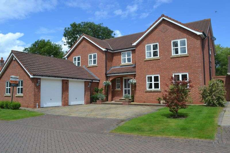 5 Bedrooms Detached House for sale in Wilmore Lane, Grasby