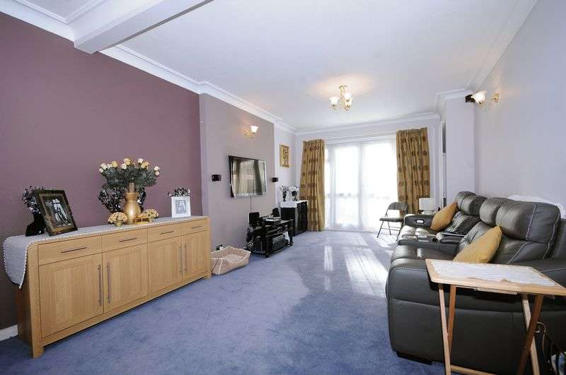 Property for sale in Gibbon Road, W3