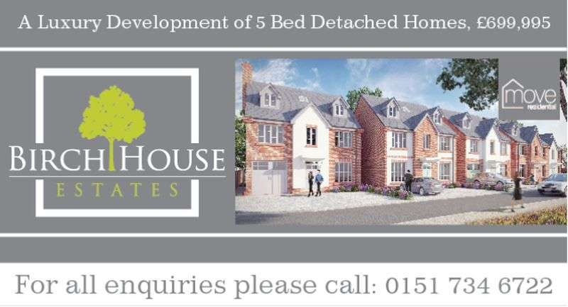 5 Bedrooms Detached House for sale in Green Lane, Calderstones, Liverpool, L18