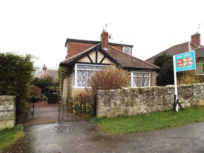 3 Bedrooms House for sale in Garleigh Road, Rothbury - Three Bedroom Dormer Bungalow