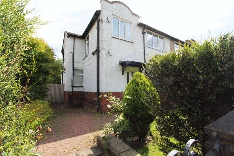 3 Bedrooms Semi Detached House for sale in Whitworth Road, Rochdale