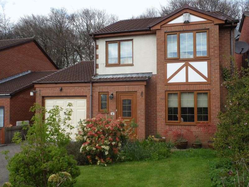 4 Bedrooms Detached House for sale in Briars Green, Skelmersdale
