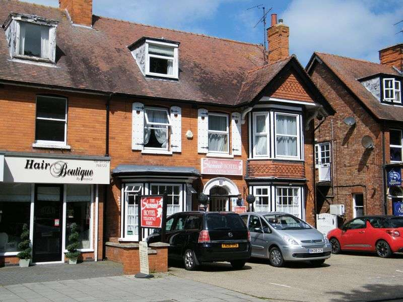 Property for sale in SHERWOOD HOTEL, RUTLAND ROAD, SKEGNESS, LINCS, PE25 2AZ