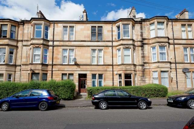 2 Bedrooms Flat for sale in 116 Forth Street, Pollokshields, Glasgow, G41 2TB