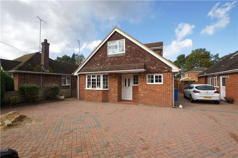4 Bedrooms Detached House for sale in Branksome Hill Road, College Town, Sandhurst, Berkshire, GU47