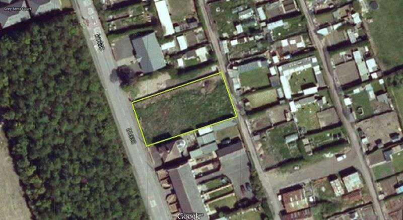 Property for sale in Land North of Enfield House, Main Street, Red Row, Morpeth