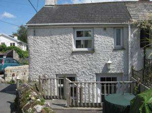 3 Bedrooms Terraced House for sale in Polgooth, St. Austell, Cornwall