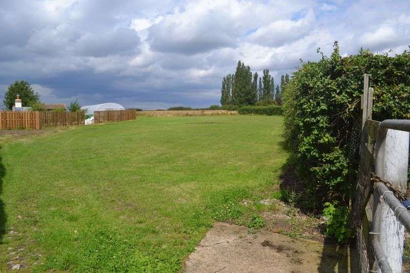 Land Commercial for sale in Messingham Road, Scotter