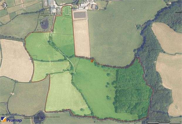 Land Commercial for sale in Lydacott, Barnstaple, Devon. EX31 3QG