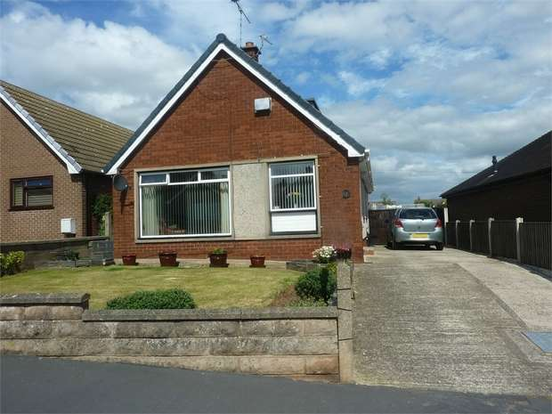 3 Bedrooms Detached Bungalow for sale in Coed Onn Road, Flint