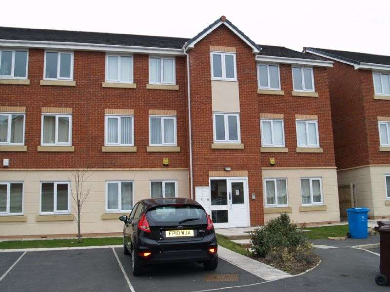 1 Bedroom Flat for sale in Green Gables, Ambleside Drive, Kirkby