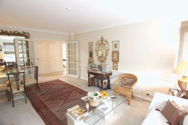 2 Bedrooms Flat for sale in St Mary Abbots Terrace, London