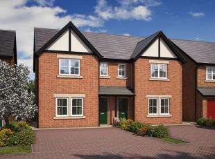 3 Bedrooms Semi Detached House for sale in Blackpool Road, Kirkham, Lancashire, PR4