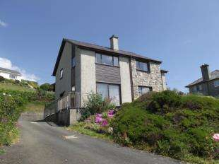 4 Bedrooms Detached House for sale in Portmadoc Road, Criccieth, Gwynedd, LL52