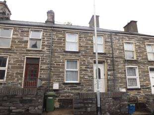 2 Bedrooms Terraced House for sale in Manod Road, Blaenau Ffestiniog, Gwynedd, LL41