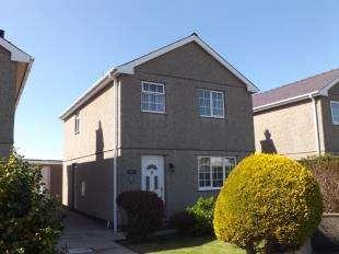 3 Bedrooms Detached House for sale in Rhodfa'r Garn, Nefyn, Pwllheli, Gwynedd, LL53