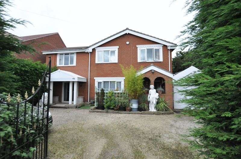 5 Bedrooms Detached House for sale in Alma Road, Newhall